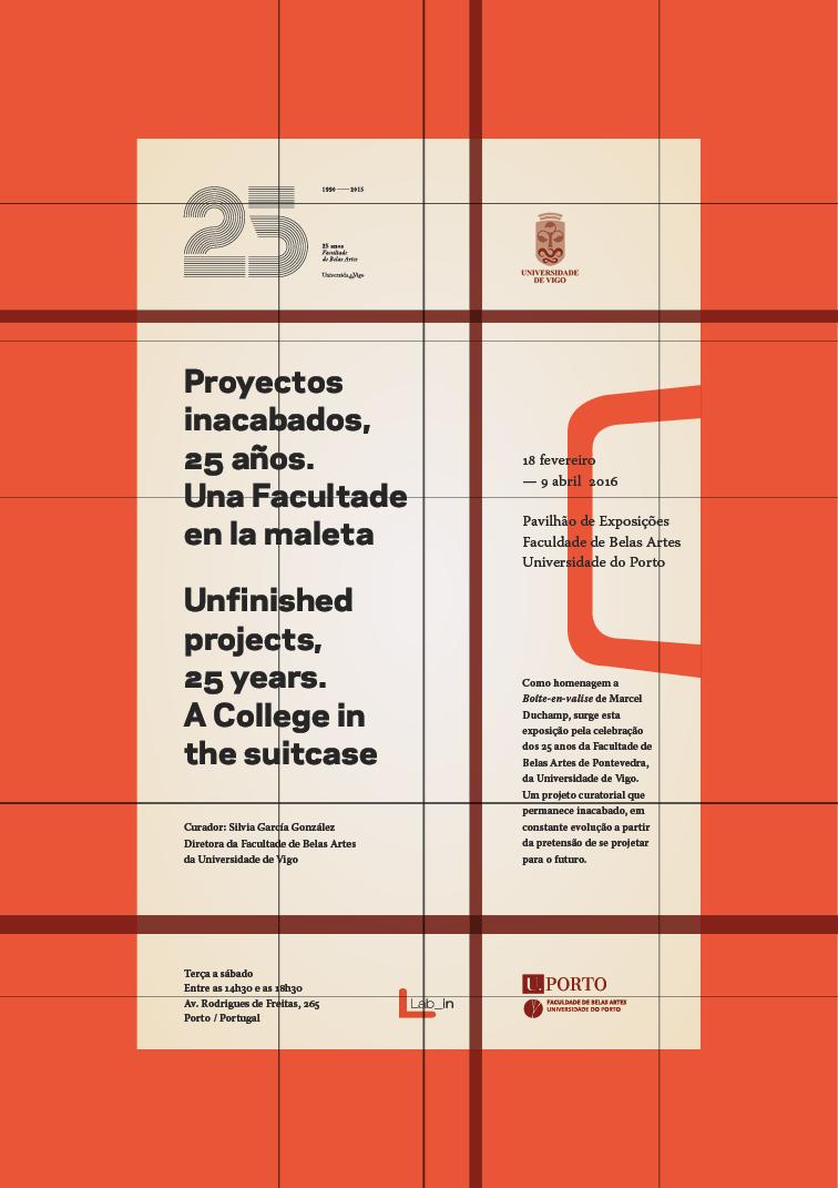 Proyectos  inacabados, 25 años.
