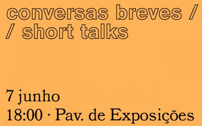 do it – conversas breves / short talks