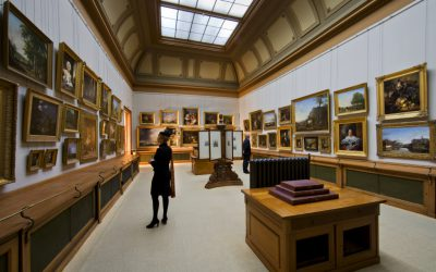 The Teylers Museum, Haarlem. The Collecting History of the Oldest Museum in the Netherlands / Michiel Plomp