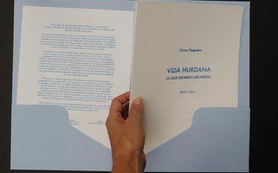Vida Hurdana, Castillete y A propósito de Alvao, tres aproximaciones al lugar // Carme Nogueira